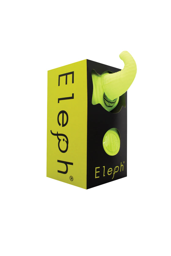 ELEPH FOLDABLE PLEAT - BACKPACK : Lime
