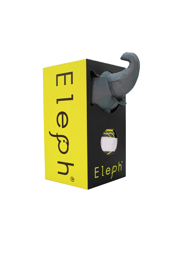 ELEPH CONTOUR - L : Grey / Yellow