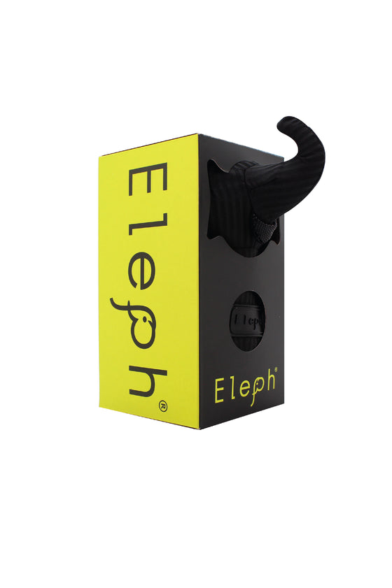 ELEPH FOLDABLE PLEAT - L : Black