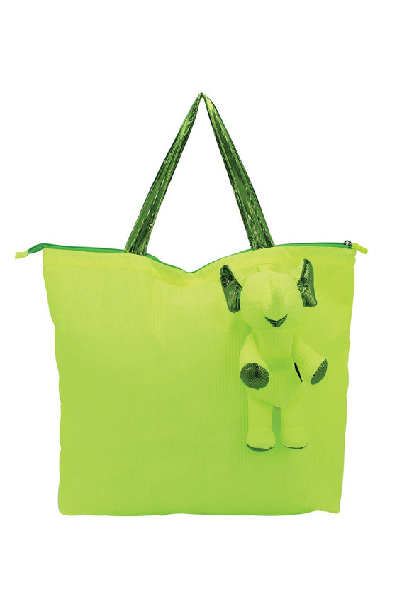 ELEPH FOLDABLE PLEAT - L : Lime