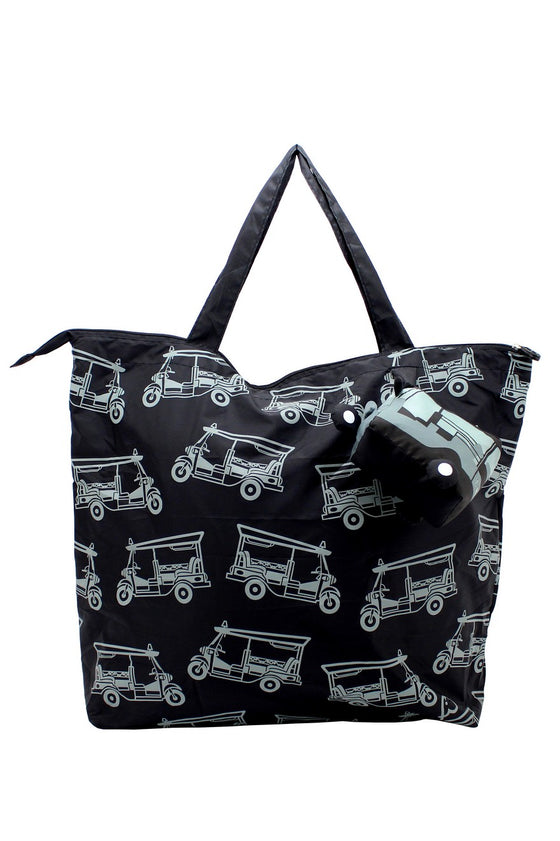 TUK TUK FOLDABLE AARON - L : Black / Grey