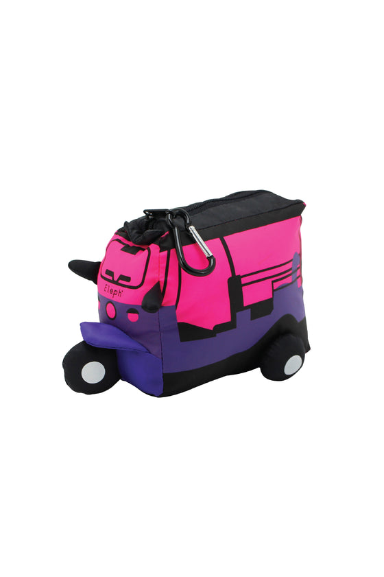 TUK TUK FOLDABLE AARON - L : Pink / Purple