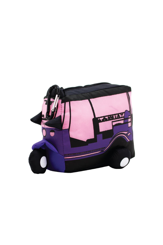 TUK TUK FOLDABLE ASIA - L : Purple / Pink
