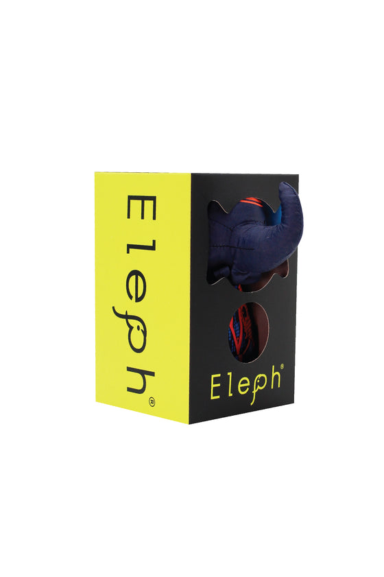ELEPH MUDMEE - M : Navy / Orange , Blue