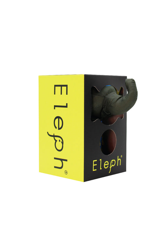 ELEPH MUDMEE - M : Olive / Blue , Yellow