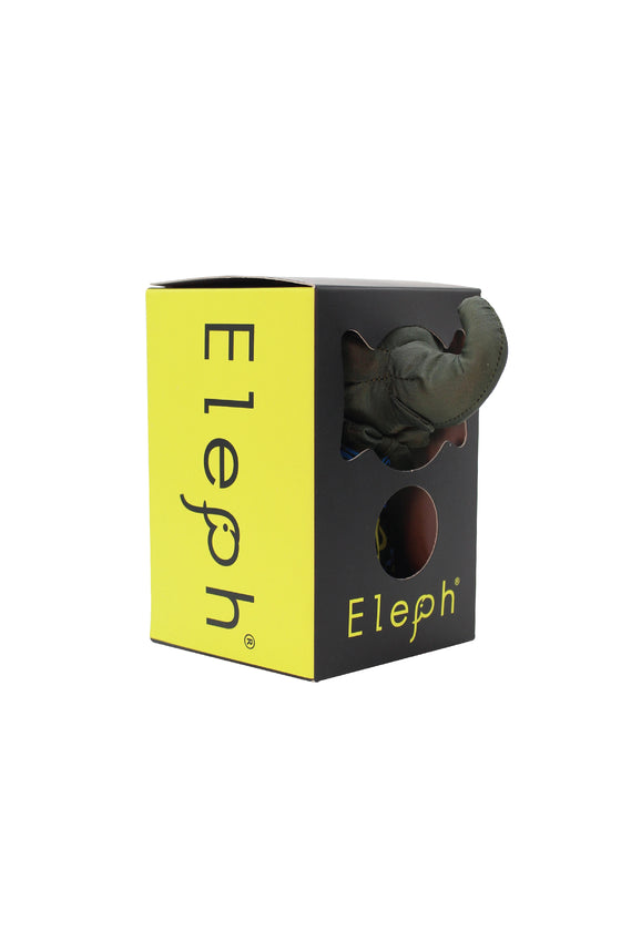 ELEPH PUDTARN - M : Olive / Blue / Yellow