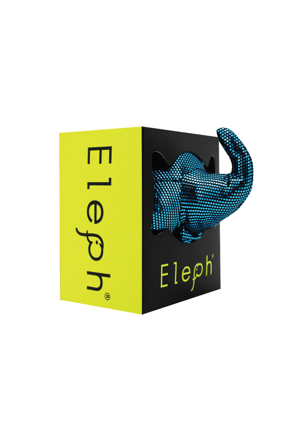 ELEPH DISCO - POUCH : Turquoise