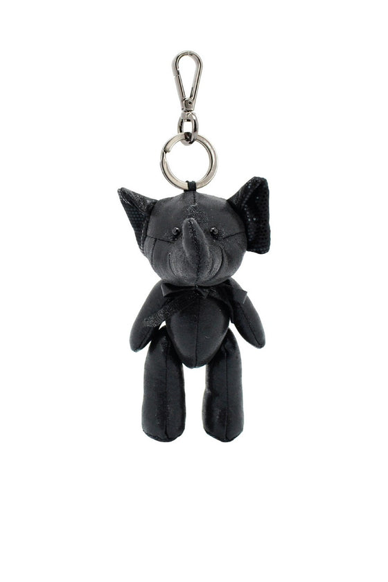 ELEPH DISCO DOLL KEY RING :  Black