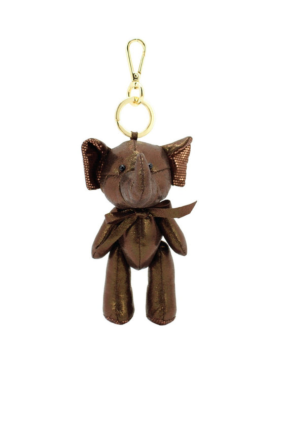 ELEPH DISCO DOLL KEY RING : Brown