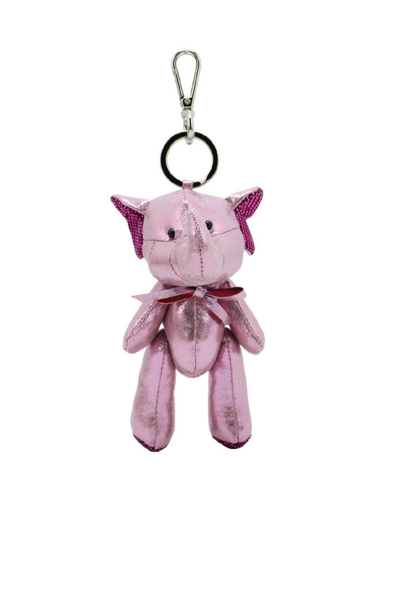 ELEPH DISCO DOLL KEY RING : Pink