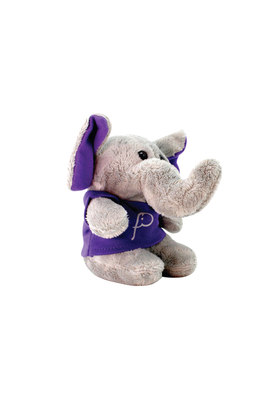 ELEPH FUR DOLL - XS : Purple