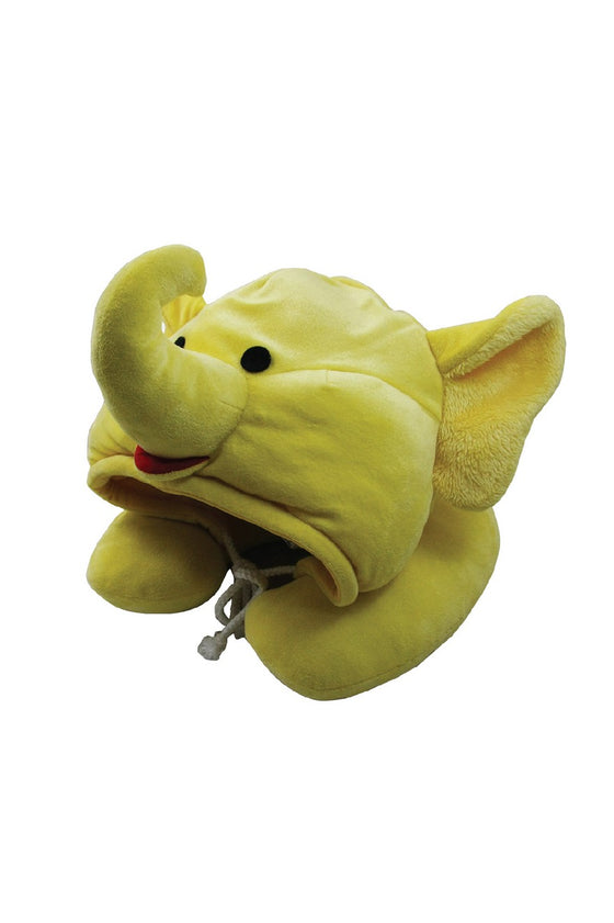 ELEPH NECK PILLOW : Yellow