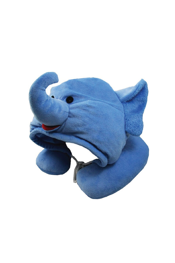 ELEPH NECK PILLOW : Blue