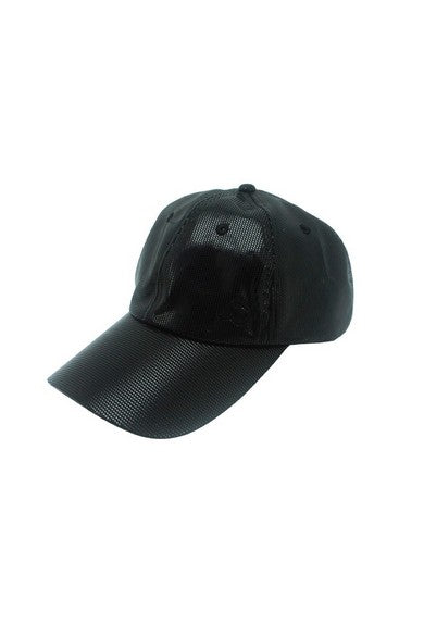 ELEPH DISCO CAP : Black