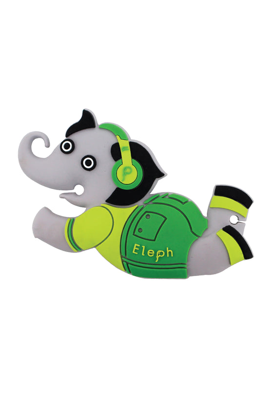 ELEPH EARPHONE CHILL : Lime