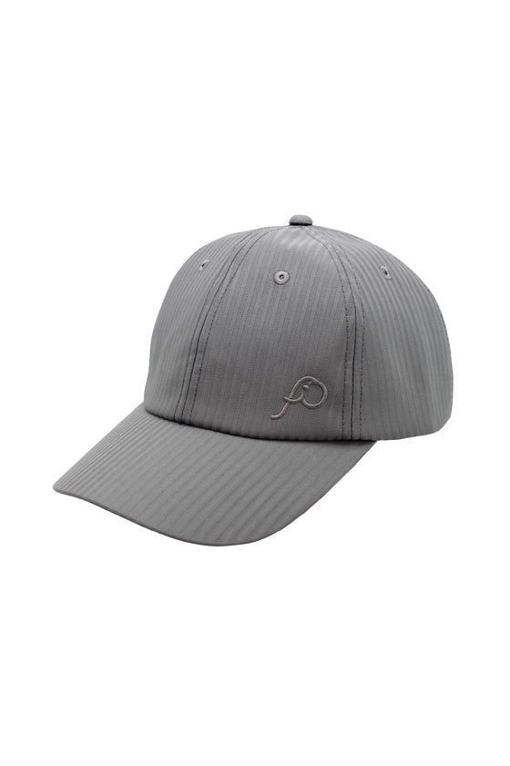ELEPH PLEAT CAP : Grey