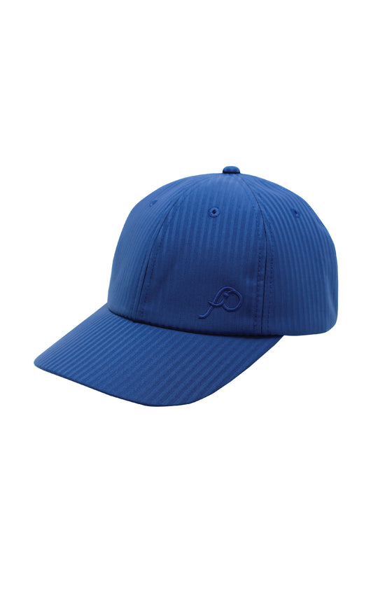 ELEPH PLEAT CAP : Navy