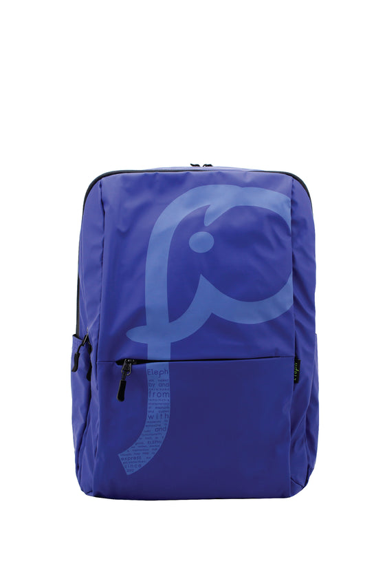 ELEPH LOGO - BACKPACK : Navy