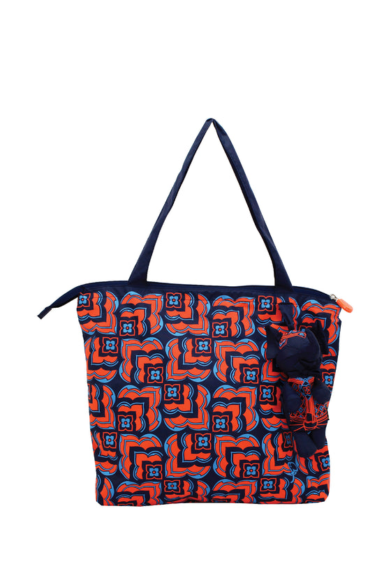 ELEPH PHIKUL - M : Navy/ Orange , Blue