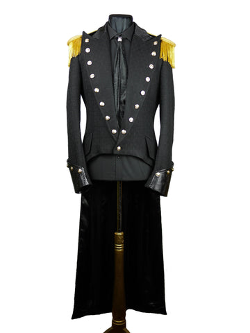 Officers Tailcoat