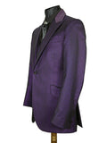Royal Purple Glitz Jacket