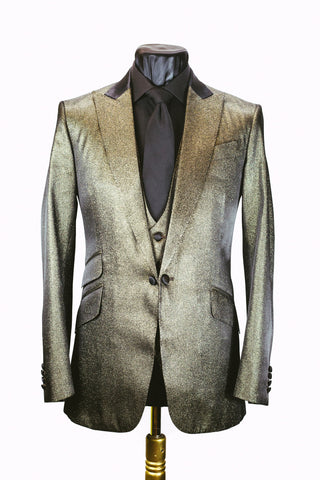 Burnt Gold Jacket
