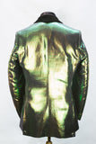 Golden Green Lamé Jacket