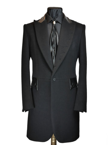 Classic Panelled Frock Coat