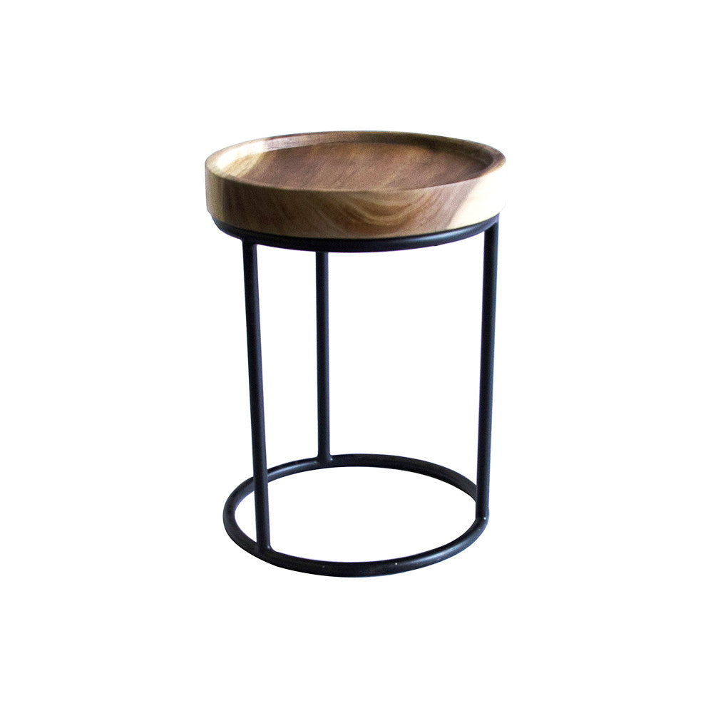 BISTRO LAMP TABLE