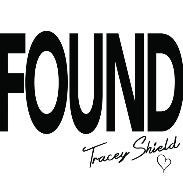 Tracey Shield - Unisex Tee (Found - Black)