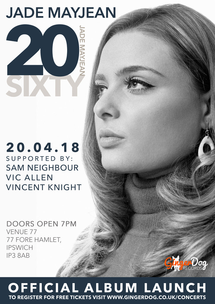 Jade MayJean - 20SIXTY {Official Album Launch}