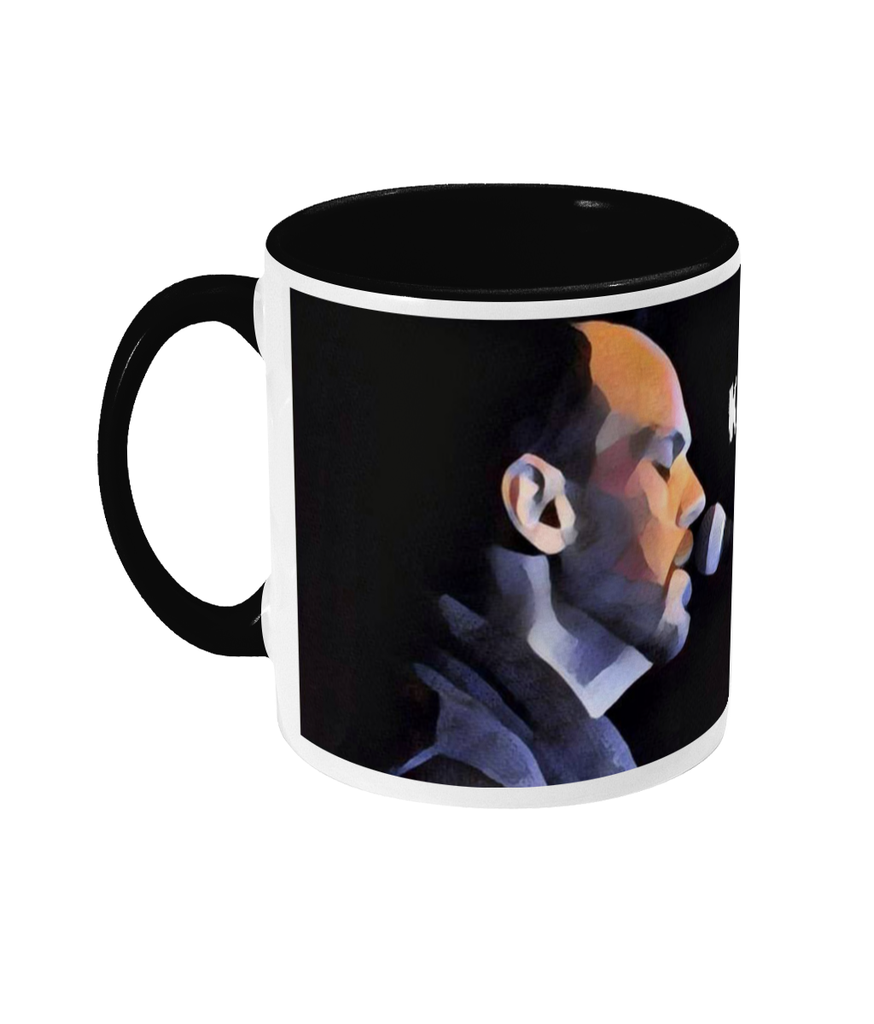 Keith Sadler - Mug on a Mug