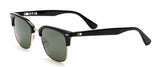 Otis 100 CLUB Black / Brushed Gold w/ Grey Polarised