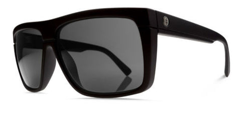 Electric BLACK TOP  Black w/ Grey Polarized