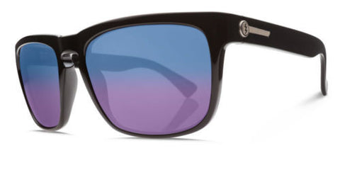 Electric KNOXVILLE XL Black w/ Blue Polarized