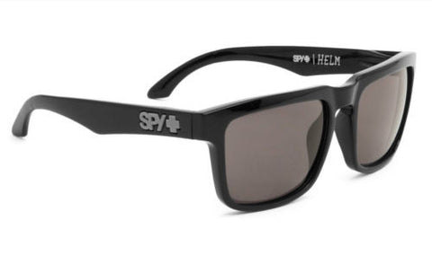 Spy HELM Black w/ Happy Grey