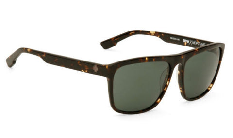 Spy X CROSSTOWN NEPTUNE Dark Tortoise Shell w/ Happy Grey