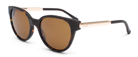 Otis MIDNIGHT CITY Matte Dark Tort w/ Brown