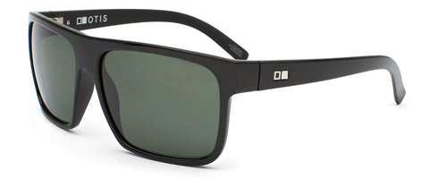 Otis AFTER DARK Black Matte Black w/ Grey Polarised