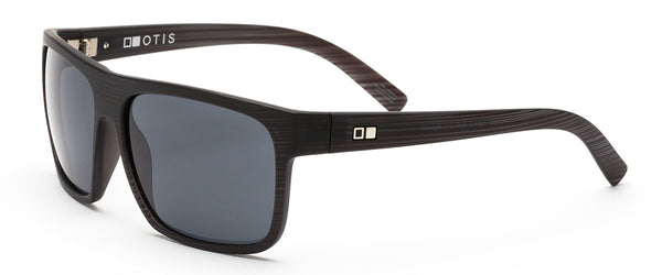 Otis AFTER DARK Black Woodland Matte w/ Grey