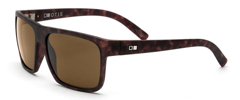 Otis AFTER DARK Matte Tort w/ LIT Brown Polarised