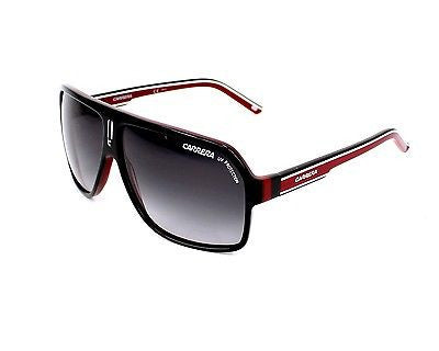 Carrera 27 XAV 629O Black Red White w/ Grey 1
