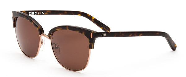 Otis LITTLE LIES Matte Dark Tort w/ Brown