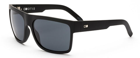 Otis ROAD TRIPPIN Matte Black w/ Grey Polarised