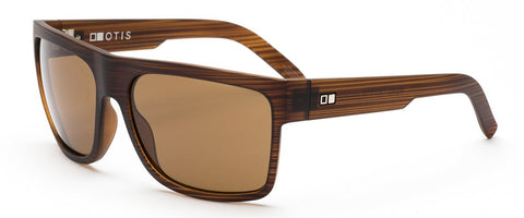 Otis ROAD TRIPPIN Woodland Matte w/ Brown Polarised