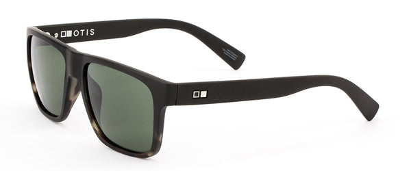 Otis SOLID STATE Matte Black Tort w/ Grey