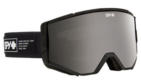 Spy ACE 2016 Black Nocturnal w/ Black Mirror + Bonus lens