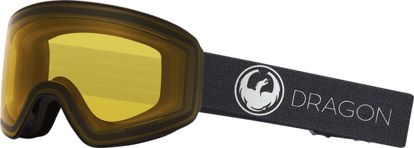 Dragon 2019 PXV Echo Black w/ Photochromic Yellow