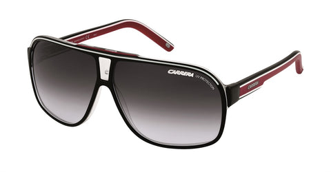 Carrera GRAND PRIX 2  Black White Red w/ Dark Grey