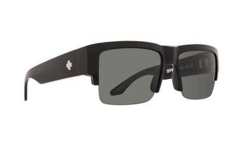 Spy CYRUS 5050 Black w/ HD Plus Grey